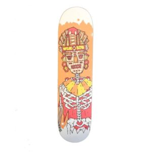 Post skateboard