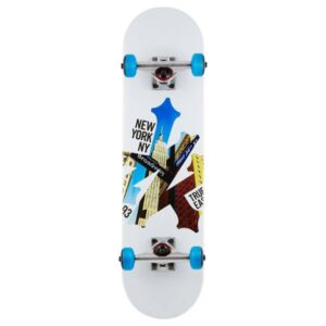"Zoo York Komplet Skateboard (7.5"" - Cracker Blvd)"