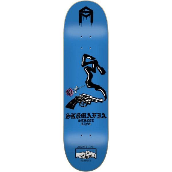Sk8mafia Street Life Skateboard Deck, Jimmy Cao