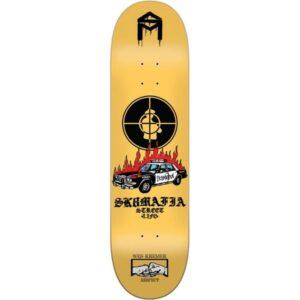 Sk8mafia Street Life Skateboard Deck, Wes Kramer