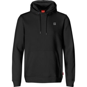 Kansas Hoodie Black HVS boardspot apparel