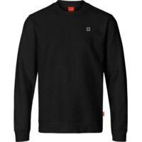 Kansas Sweatshirt Black HVS boardspot apparel