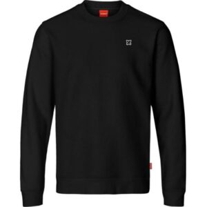 Kansas Sweatshirt Black HVS boardspot apparel