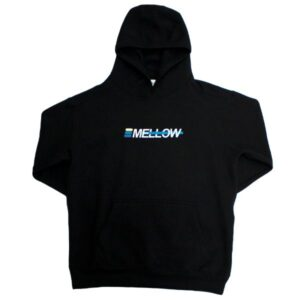 Mellow Skateboards Hoodie Black