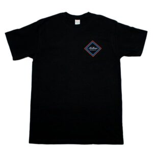 Mellow skateboards T-Shirt Black