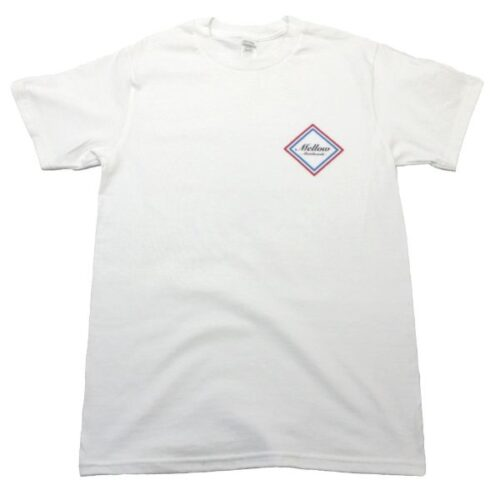 Mellow Skateboards T-shirt Hvid