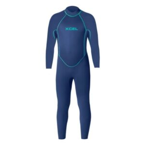 3mm Toddler Full Wetsuit Blue