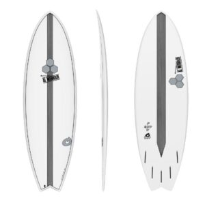 Surfboard CHANNEL ISLANDS X-lite Pod Mod 6.6