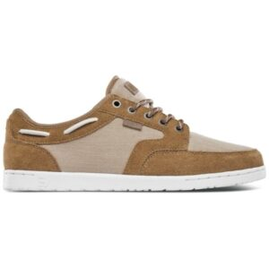 Etnies DORY - BROWN_TAN_WHITE