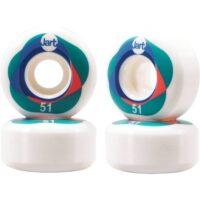 Jart Twister Skateboard Wheels 51mm