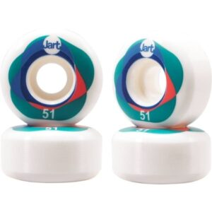 Jart Twister Skateboard Wheels 51mm