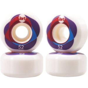 Jart Twister Skateboard Wheels 52mm