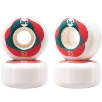 Jart Twister Skateboard Wheels 53mm