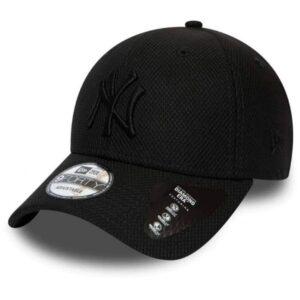 New era new york yankees black on black