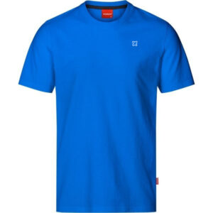 KANSAS APPAREL BOMULDS T-SHIRT Blue