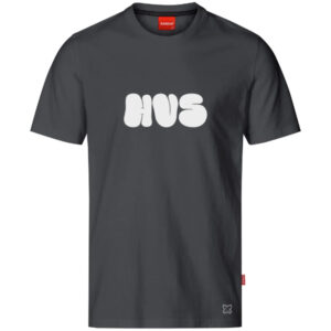HVS bubble T shirt – Grey